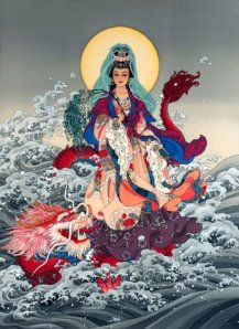 Quan Yin Red Dragon