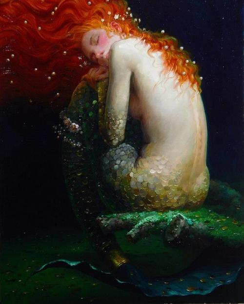 artist Victor Nizovtsev